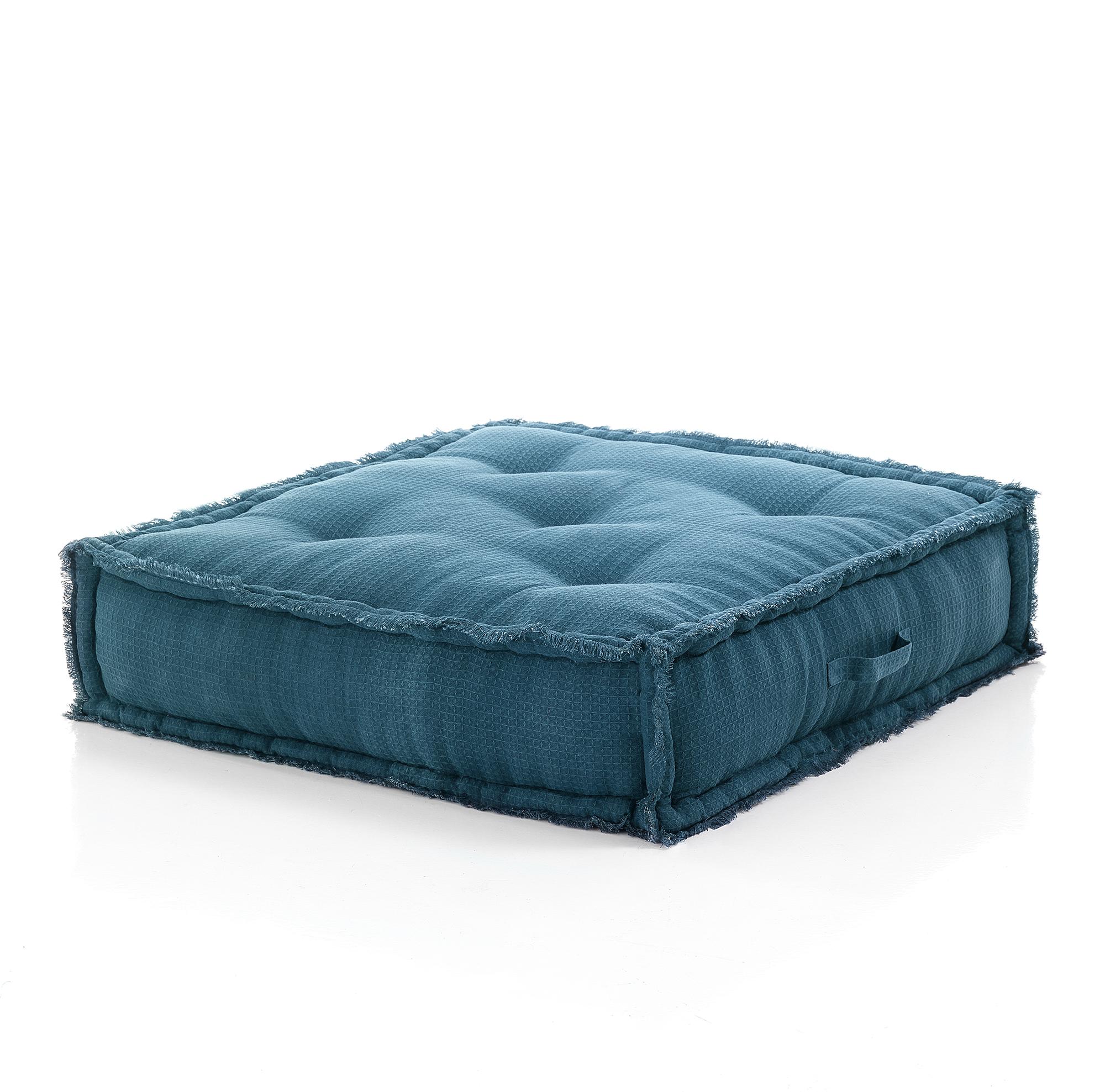 Pouf quadrato BLUE