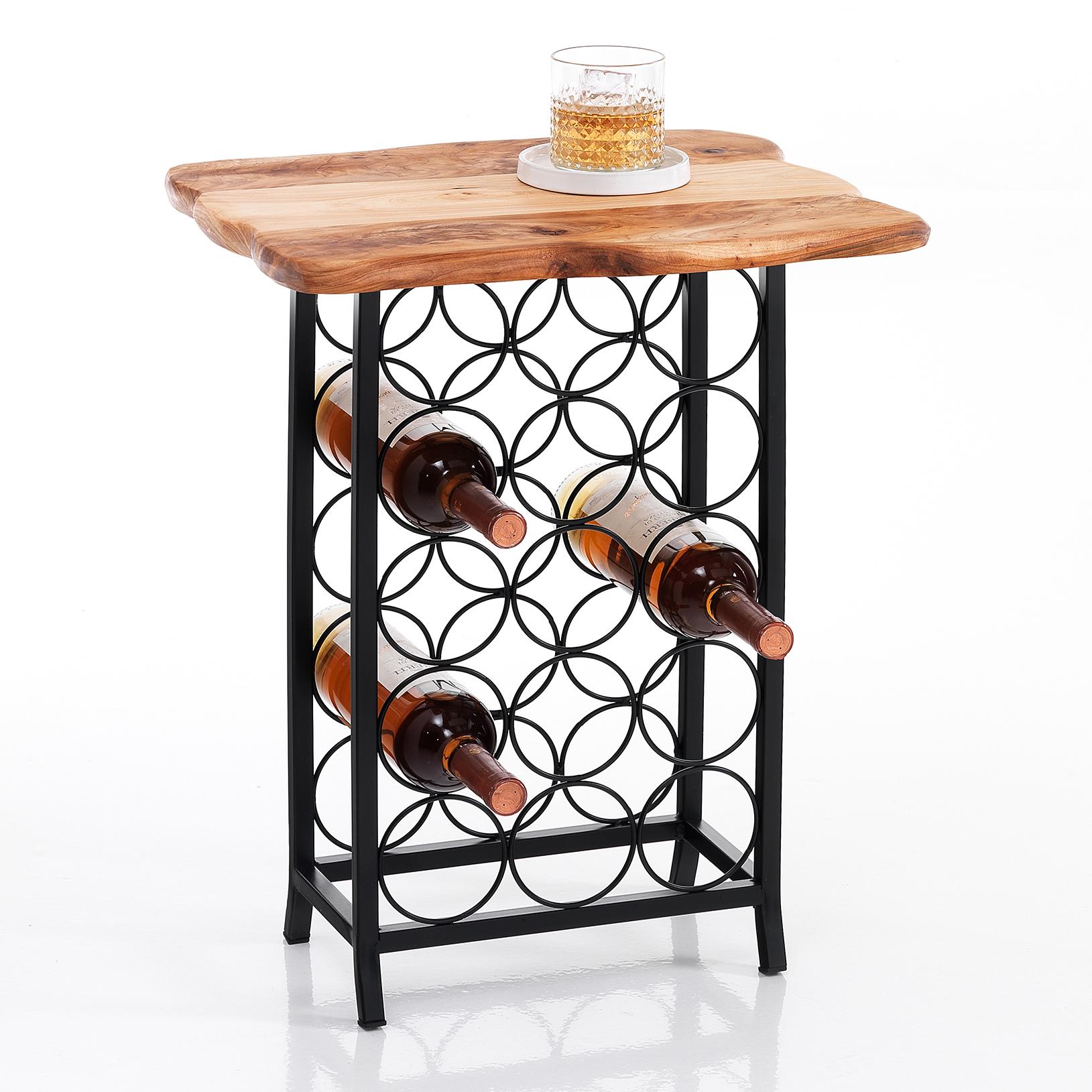 Tavolino/Portabottiglie GLEE