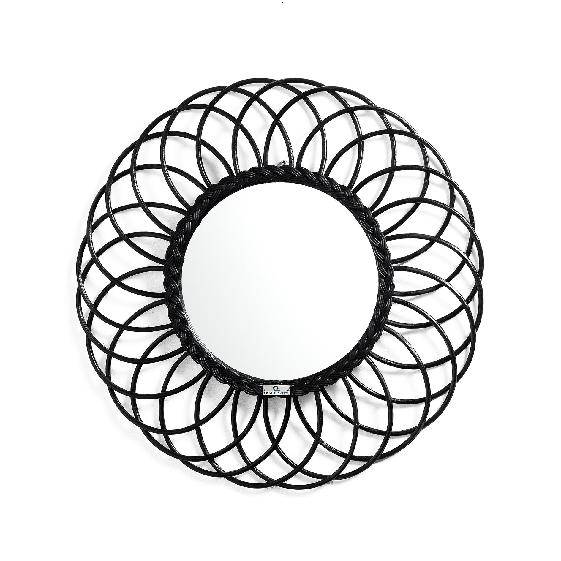 Specchio da parete NEW KAHALA BLACK